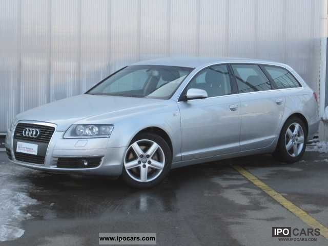 Audi A6 2007 Karavan Www Pixshark Com Images Galleries With A Bite