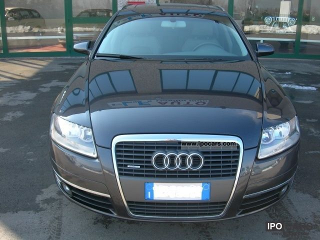 2007 audi a6 tdi 2700 car photo and specs. Black Bedroom Furniture Sets. Home Design Ideas