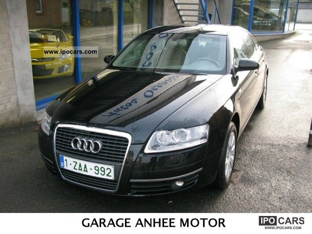 2008 Audi  Must A6 full executive Limousine Used vehicle photo