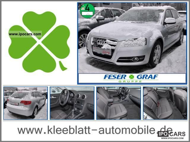 2011 Audi  A3 Sportback 1.4 TFSI comfort package pl Limousine Used vehicle photo