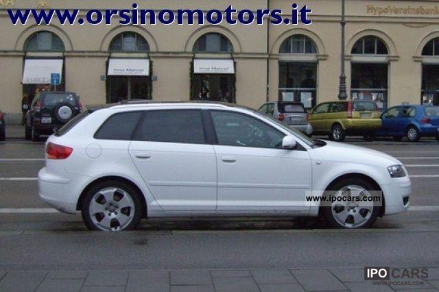 2011 Audi  A3 Sportback 1.6 Limousine Used vehicle photo