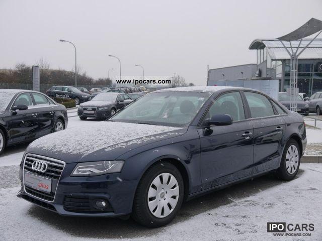 2010 Audi  A4 2.0 TDI e saloon sedan xenon attraction, A Limousine Used vehicle photo