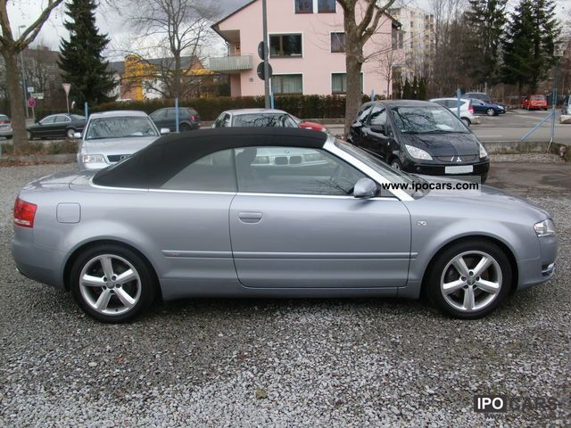 What Was The Last Year Of The Audi A4 Cabriolet | Autos Weblog
