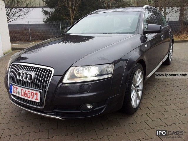 2008 audi a6 allroad quattro 2 3 tiptronic full designo car photo and specs. Black Bedroom Furniture Sets. Home Design Ideas