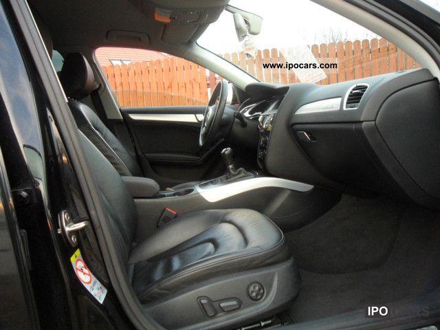 2008 audi a4 3 0 tdi 240 quattro sk u00f3ra car photo and specs Mercedes-Benz CLS- Class CLS550 Inside Mercedes-Benz CLS- Class CLS550 Inside