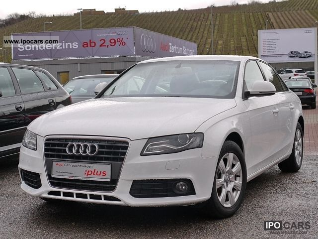 2008 Audi  A4 2.0 Lim.TDI DPF environment Limousine Used vehicle photo