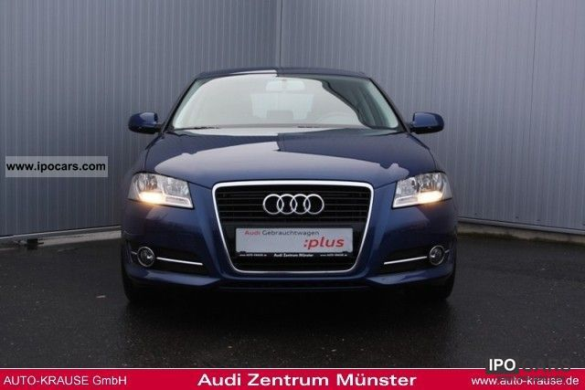 2011 audi a3 1 6 tdi ambition 77 105 kw ps 5 speed car photo and specs. Black Bedroom Furniture Sets. Home Design Ideas