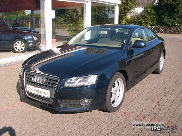2008 Audi  A5 2.7 TDI Automatic LEATHER Sports car/Coupe Used vehicle photo
