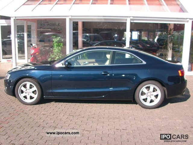 2008 audi a5 2 7 tdi automatic leather car photo and specs. Black Bedroom Furniture Sets. Home Design Ideas