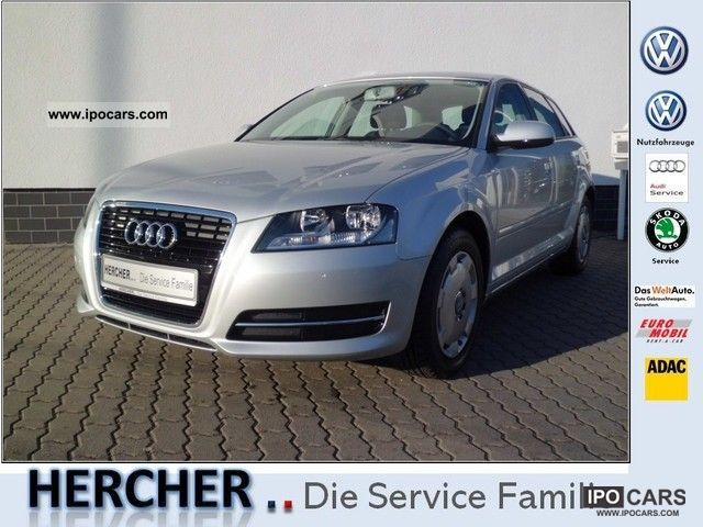 2012 Audi  A3 1.6 Sportback Estate Car Used vehicle photo