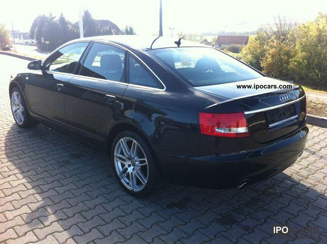 2008 Audi A6 2.8 FSI quattro Tiptronic S-Line Air Suspension - Car ...