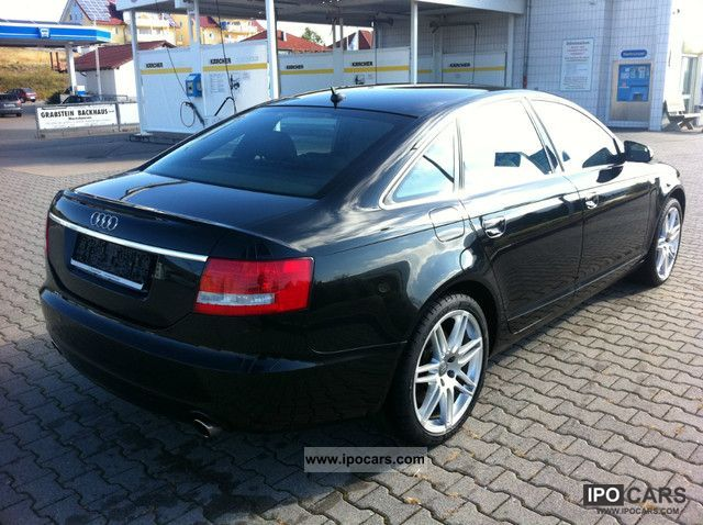 2008 Audi A6 2.8 FSI quattro Tiptronic S-Line Air Suspension Limousine ...