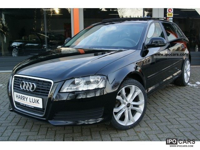 2008 audi a3 1 9 tdi pro line pano dak air 18 39 39 s. Black Bedroom Furniture Sets. Home Design Ideas