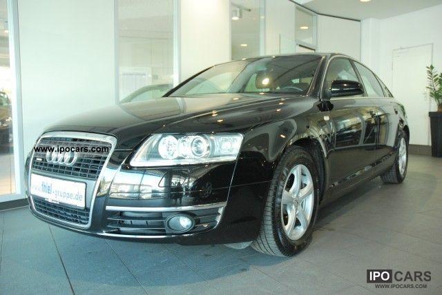 2008 Audi  A6 Saloon 2.7 TDI quattro leather navigation xenon Limousine Used vehicle photo