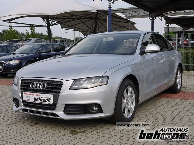 2008 audi a4 1 8 multitronic tfsi climate pdc car photo and specs. Black Bedroom Furniture Sets. Home Design Ideas