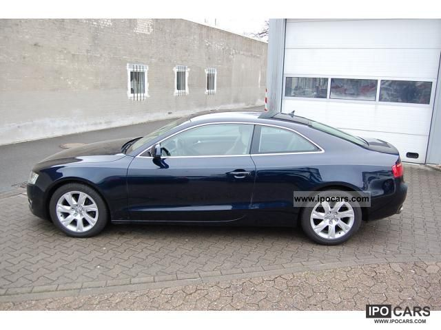 2008 audi a5 coupe 2 7 tdi navi xenon leather car photo and specs. Black Bedroom Furniture Sets. Home Design Ideas