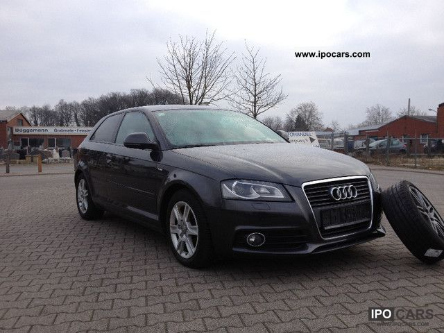 2009 audi a3 2 0 tdi s line sports package plus car photo and specs. Black Bedroom Furniture Sets. Home Design Ideas