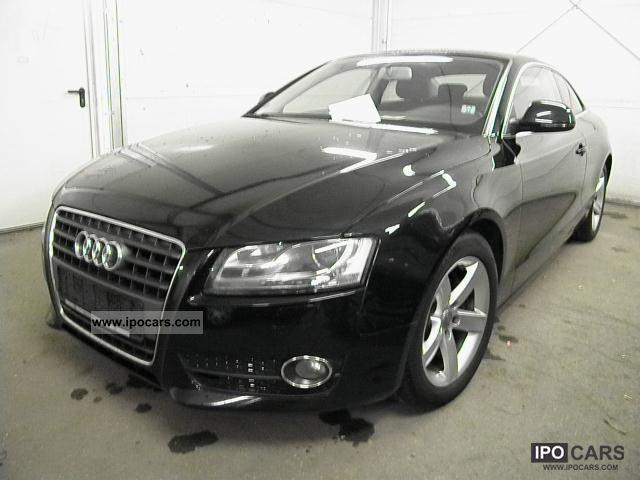 2008 Audi  A5 2.7 TDI DPF Aut. NaviGroß * Xenon * Temp * sport * 17 Sports car/Coupe Used vehicle photo