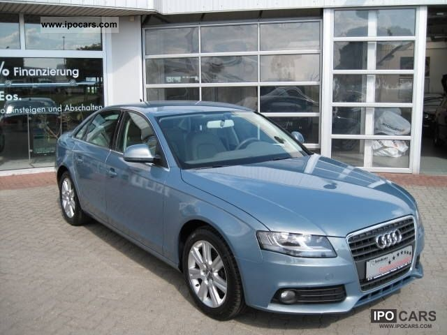 2008 audi a4 2 7 tdi tiptronic ambiente car photo and specs. Black Bedroom Furniture Sets. Home Design Ideas
