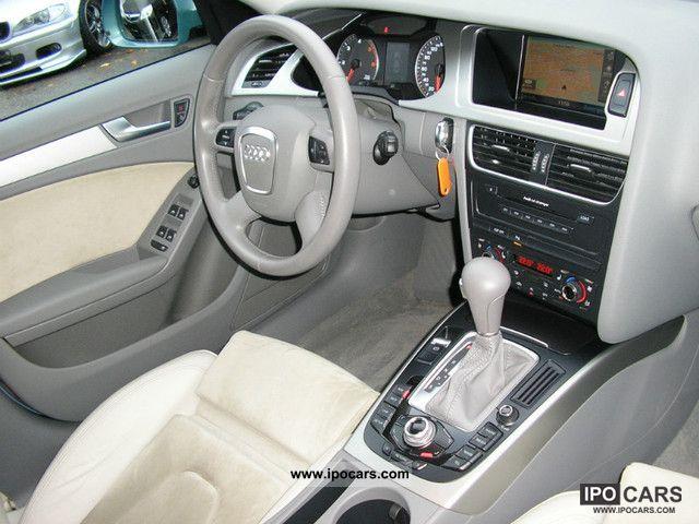 2008 Audi  A4 2.7 TDI Tiptronic * SPORTS LEATHER * XENON * NAVI * AHK * Limousine Used vehicle photo