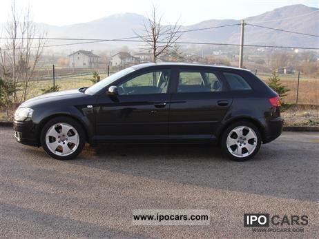 2007 Audi  A3 1.9 sportbak Sports car/Coupe Used vehicle photo