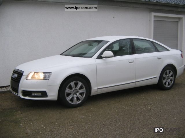 2009 audi a6 3 0 tdi quattro 6 speed euro 5 car photo and specs. Black Bedroom Furniture Sets. Home Design Ideas