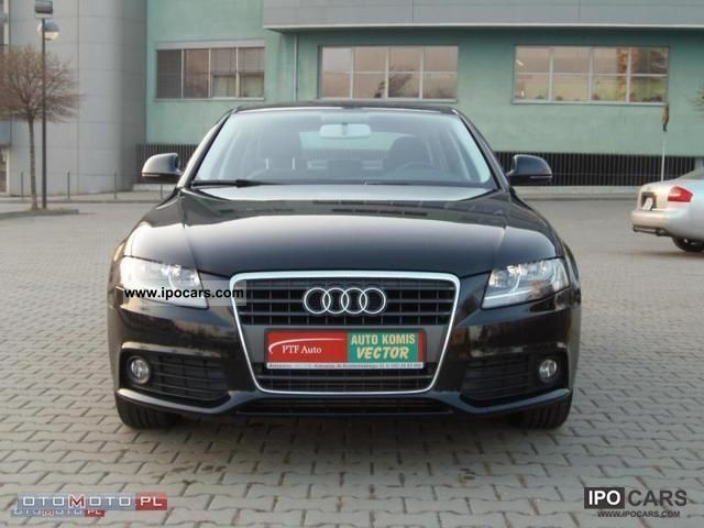 2008 audi a4 vat invoice car photo and specs With audi a4 invoice