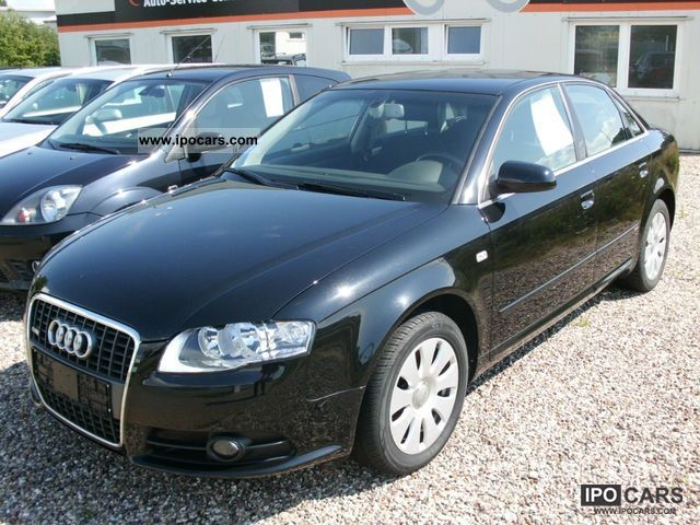 2008 Audi A4 1 8 T S Line 1 Attention Car Photo And Specs
