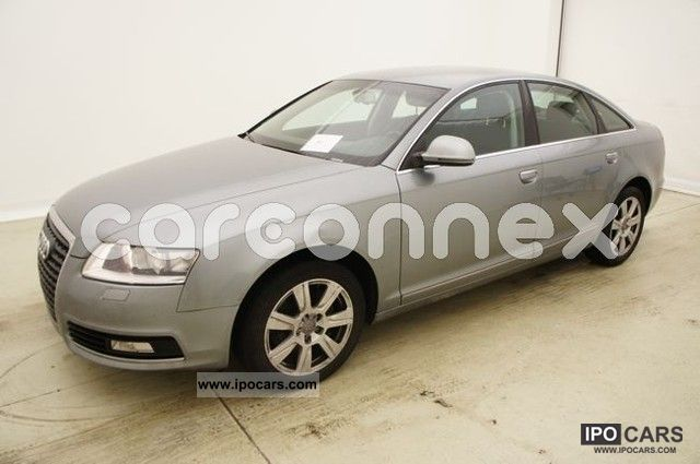2009 Audi  A6 Quattro 2.7 Tdi Tiptronic Limousine Used vehicle photo