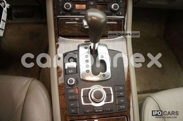 2007 Audi A8 3 0i V6 Multitronic Car Photo And Specs