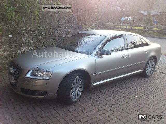 2005 Audi  A8 6.0 W12 quattro Limousine Used vehicle photo
