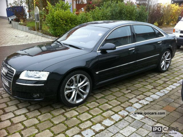 2004 Audi  A8 6.0 quattro long version / W12 Limousine Used vehicle photo