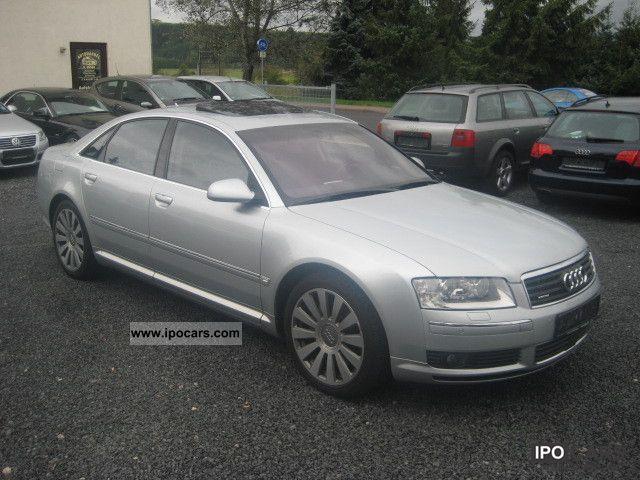2004 Audi  A8 4.0 TDI * Distronik * SOLAR * KEYLESS * SPORT SEATS * Limousine Used vehicle photo