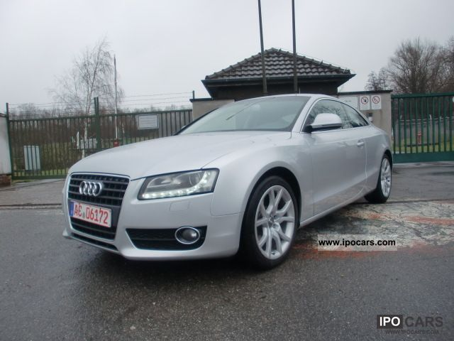 2008 audi a5 2 7 tdi dpf car photo and specs. Black Bedroom Furniture Sets. Home Design Ideas