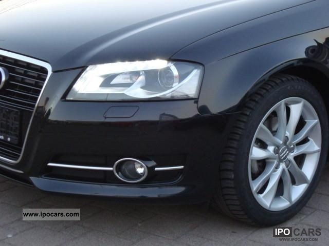 2011 Audi  A3 AMBITION COUPE NAVI XENON LED 140 CV 2011 Small Car Used vehicle photo