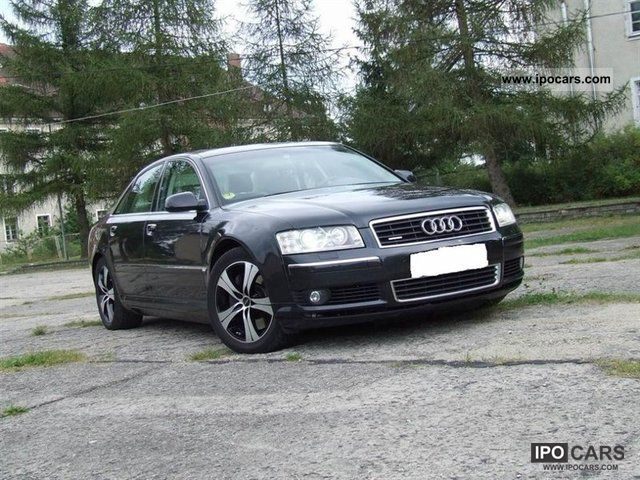 2004 Audi  A8 A8 QATTRO FULL OPCJA Other Used vehicle photo