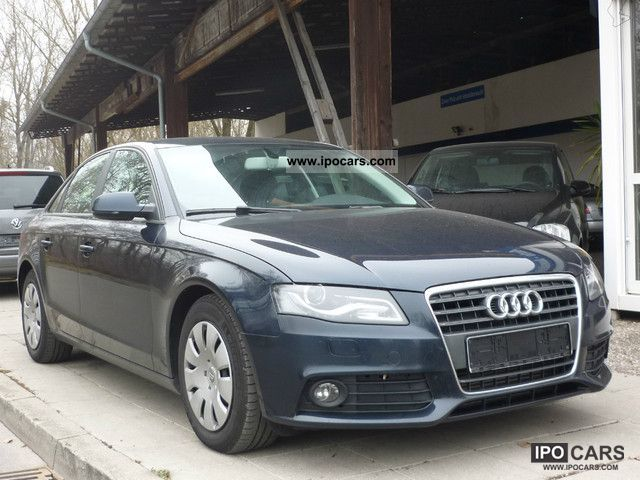 2010 Audi  A4 2.0 TDI e DPF Gar.Xenon five years, PDC Limousine Used vehicle photo