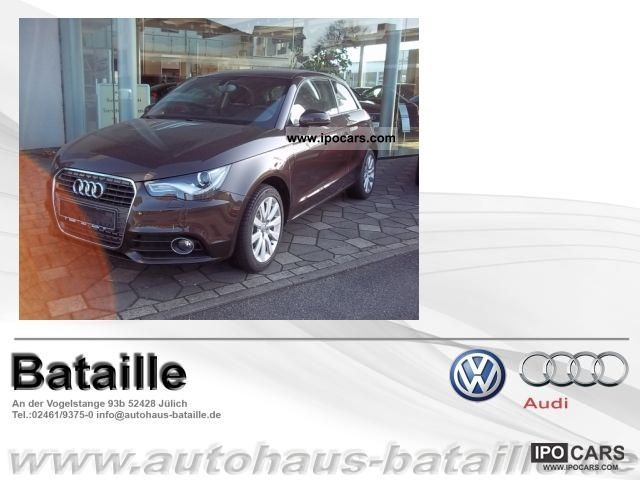 2011 Audi  A1 3-door 1.6 TDI Ambition XENON Limousine Demonstration Vehicle photo