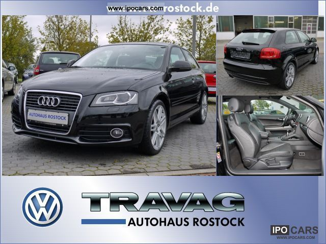 2009 Audi  A3 S-Line sport package 1.8 TFSI (xenon climate) Limousine Used vehicle photo