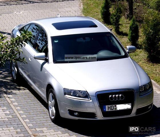 2006 Audi  2.4 V6 Multitronic 7Gang/Tiptronic Bixenon leather Limousine Used vehicle photo
