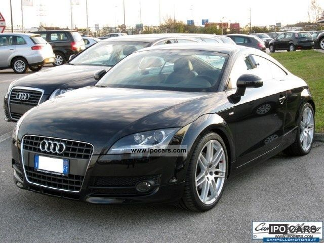 2008 Audi TT Roadster 2.0 TFSI Sports car/Coupe Used vehicle photo