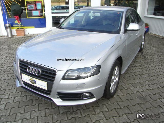 2008 audi a4 s line navi xenon plus ambience sound system. Black Bedroom Furniture Sets. Home Design Ideas