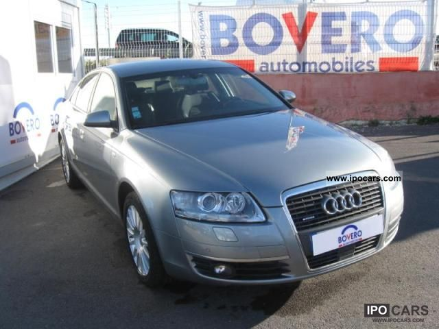 2006 audi a6 quattro 3 0 tdi ambition luxe ttro car photo and specs. Black Bedroom Furniture Sets. Home Design Ideas