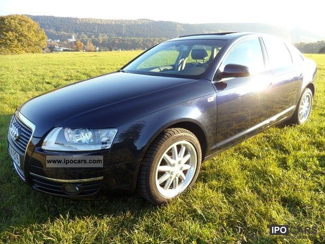 2005 Audi  A6 4.2 quattro xenon Scheckh FULL leather. Private Limousine Used vehicle photo