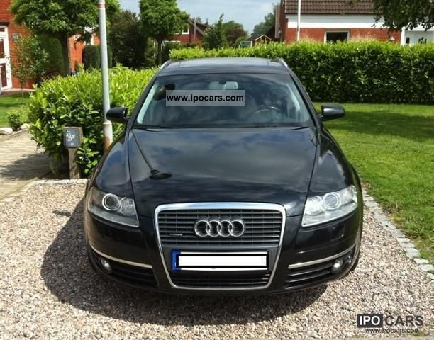 2006 audi a6 3 2 fsi quattro only to 4 3 car photo. Black Bedroom Furniture Sets. Home Design Ideas