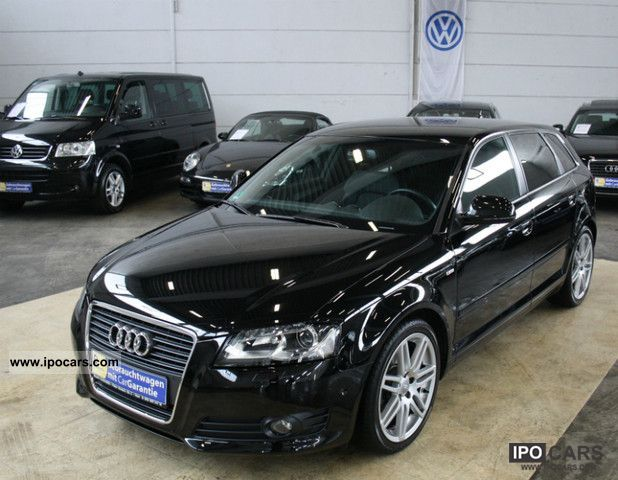 2009 audi a3 2 0 tdi sportback s tronic dpf s line navi car photo and specs. Black Bedroom Furniture Sets. Home Design Ideas