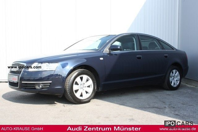 2008 Audi  A6 Saloon 2.7 TDI (DPF) 132 (180) kW (PS) mul Limousine Used vehicle photo