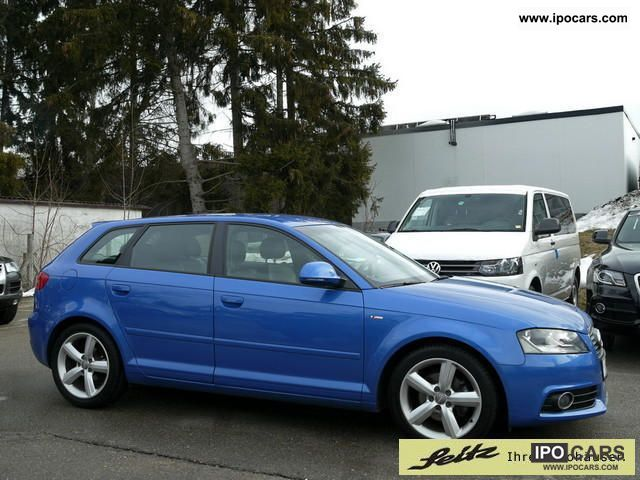 2009 audi a3 2 0 tdi s line car photo and specs. Black Bedroom Furniture Sets. Home Design Ideas