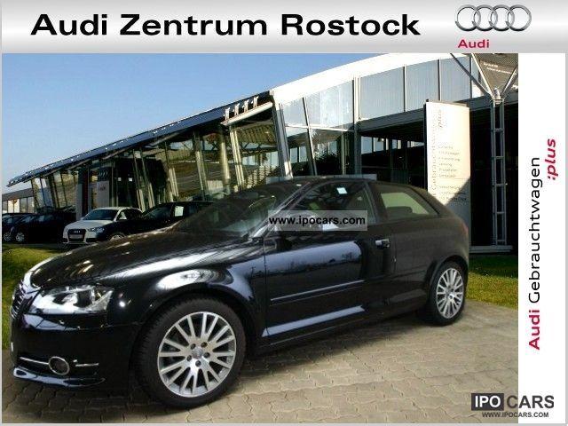 2011 Audi  A3 1.4 TFSI, Xenon Plus, Limousine Demonstration Vehicle photo
