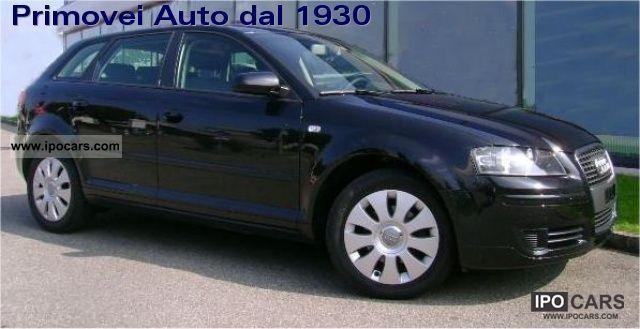 2011 Audi  A3 SPB. 1.6 Attraction Limousine New vehicle photo